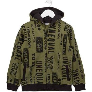 tekstylia Dziecko Bluzy Losan 723 6007AA Zielony