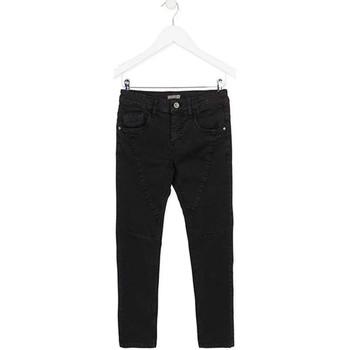tekstylia Dziecko Spodnie z pięcioma kieszeniami Losan 723 9010AA Szary