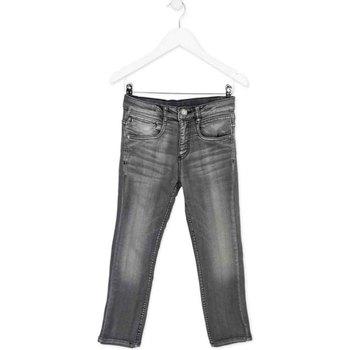 tekstylia Dziecko Jeansy slim fit Losan 723 6012AA Szary