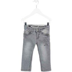 tekstylia Dziecko Jeansy slim fit Losan 725 9004AC Szary