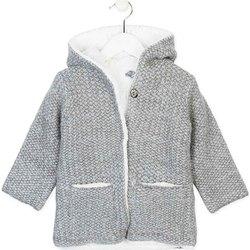 tekstylia Dziecko Swetry rozpinane / Kardigany Losan 726 5004AD Szary