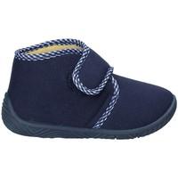 Buty Chłopiec Kapcie niemowlęce Chicco 01060723 Niebieski