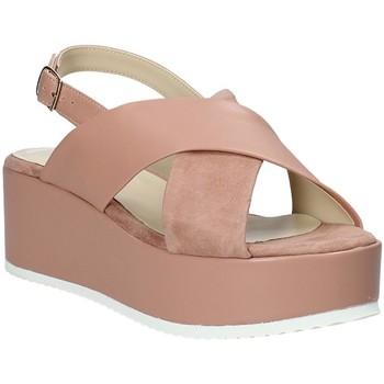 Buty Damskie Sandały Grace Shoes Z 078 Różowy