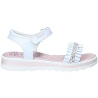 Buty Dziewczynka Sandały Pablosky 4681 Biały