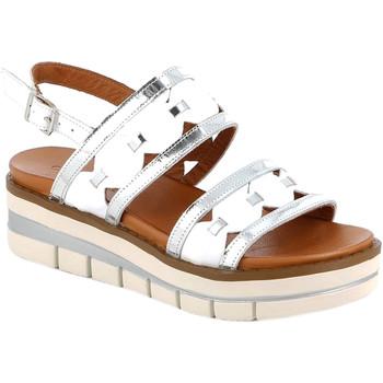 Buty Damskie Sandały Grunland SA2541 Biały