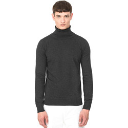 tekstylia Męskie Swetry Antony Morato MMSW00975 YA200055 Szary