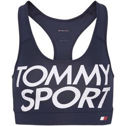 tekstylia Damskie Biustonosze Tommy Hilfiger S10S100070 Niebieski