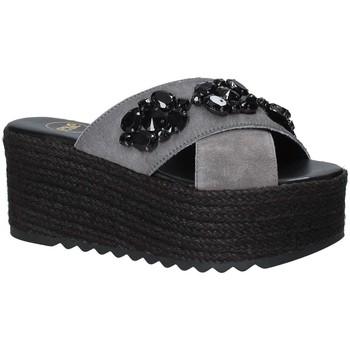 Buty Damskie Klapki Exé Shoes G4700885736T Czarny