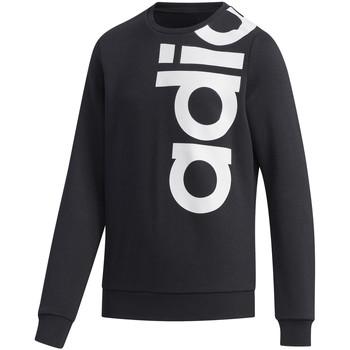 tekstylia Dziecko Bluzy adidas Originals FM0690 Czarny