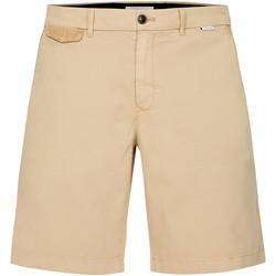 tekstylia Męskie Szorty i Bermudy Calvin Klein Jeans K10K105314 Beżowy