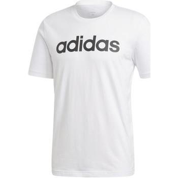 tekstylia Męskie T-shirty z krótkim rękawem adidas Originals DQ3056 Biały