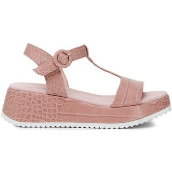 Buty Damskie Sandały Café Noir HB950 Różowy