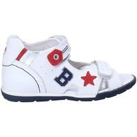 Buty Dziecko Sandały Balducci CITA1084 Biały