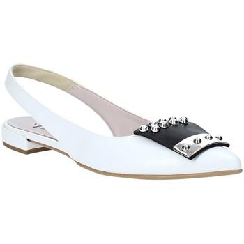 Buty Damskie Sandały Grace Shoes 521011 Biały