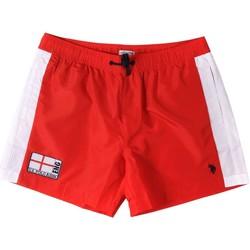 tekstylia Męskie Kostiumy / Szorty kąpielowe U.S Polo Assn. 45282 41393 Czerwony