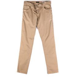 tekstylia Męskie Spodnie z pięcioma kieszeniami Antony Morato MMTR00372 FA800060 Beżowy