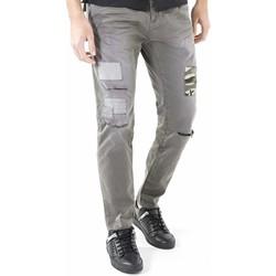 tekstylia Męskie Spodnie Antony Morato MMTR00378 FA760024 Szary