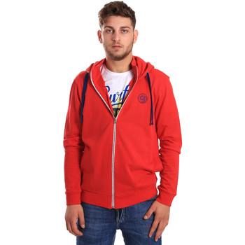 tekstylia Męskie Bluzy Gaudi 811BU64067 Czerwony