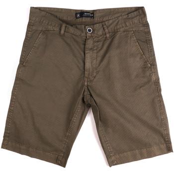 tekstylia Męskie Szorty i Bermudy Key Up 2A01P 0001 Brązowy