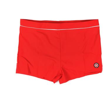 tekstylia Męskie Kostiumy / Szorty kąpielowe Key Up 2S27L 0001 Czerwony