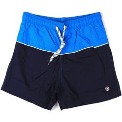 tekstylia Męskie Kostiumy / Szorty kąpielowe Key Up 2H19X 0001 Niebieski