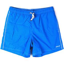 tekstylia Męskie Kostiumy / Szorty kąpielowe Key Up 22X21 0001 Niebieski