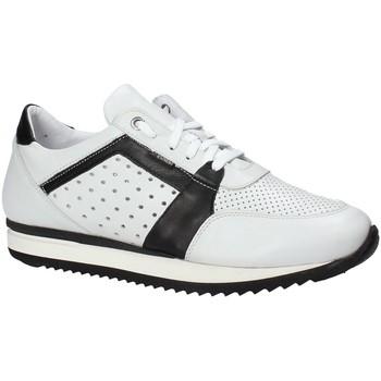 Buty Męskie Trampki niskie Exton 558 Biały