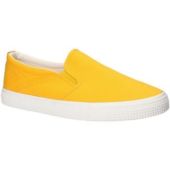 Buty Męskie Tenisówki Gas GAM810165 Żółty