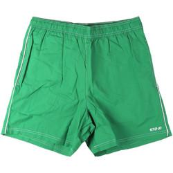 tekstylia Męskie Kostiumy / Szorty kąpielowe Key Up 22X21 0001 Zielony