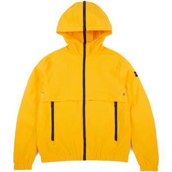 tekstylia Męskie Kurtki wiatrówki Calvin Klein Jeans J30J306967 Żółty