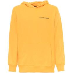 tekstylia Męskie Bluzy Calvin Klein Jeans J30J306996 Żółty