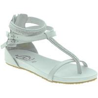 Buty Damskie Sandały 18+ 6110 Biały