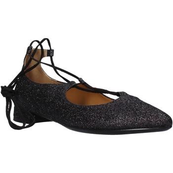 Buty Damskie Baleriny Grace Shoes 521T046 Czarny