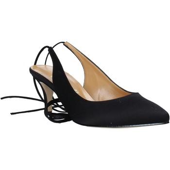 Buty Damskie Czółenka Grace Shoes 360017 Czarny