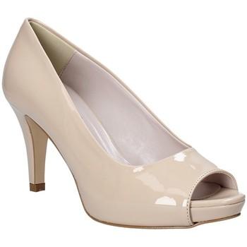 Buty Damskie Czółenka Grace Shoes 738I001 Beżowy