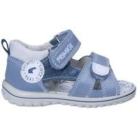 Buty Dziecko Sandały Primigi 1361600 Niebieski