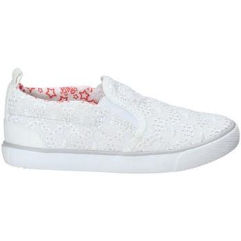 Buty Dziewczynka Tenisówki Primigi 1453633 Biały