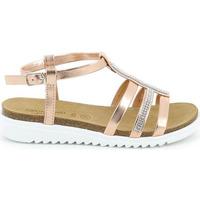 Buty Dziewczynka Sandały Grunland SB0287 Różowy