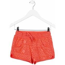 tekstylia Dziecko Szorty i Bermudy Losan 814-6019AB Pomarańczowy