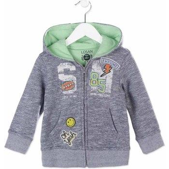 tekstylia Dziecko Bluzy Losan 815-6002AC Niebieski