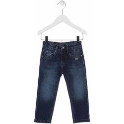tekstylia Dziecko Jeansy slim fit Losan 815-9014AC Niebieski