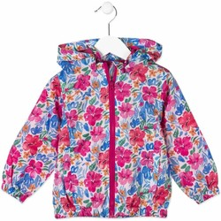 tekstylia Dziecko Kurtki wiatrówki Losan 816-2004AD Różowy