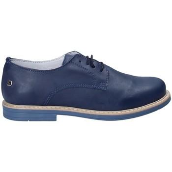 Buty Chłopiec Derby Melania ME6014F8E.C Niebieski