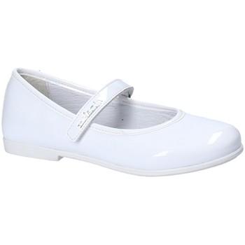 Buty Dziewczynka Baleriny Melania ME6023F8E.A Biały
