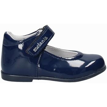 Buty Dziewczynka Baleriny Melania ME1023B8E.C Niebieski