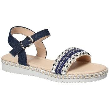 Buty Dziewczynka Sandały Lelli Kelly L18E5544AE Niebieski