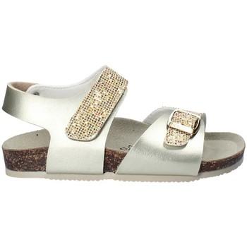 Buty Dziewczynka Sandały Gold Star 8847Q Żółty