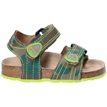 Buty Dziecko Sandały Asso 64205 Brązowy