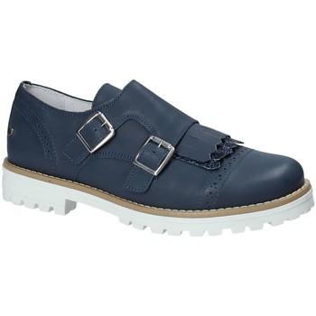 Buty Chłopiec Derby Melania ME6084F8E.C Niebieski