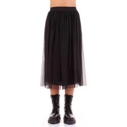 tekstylia Damskie Spódnice Calvin Klein Jeans J20J214128 Czarny